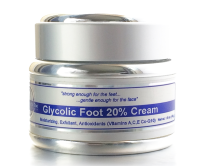 Pillows For Your Feet Store- Head to Toe Beauty Glycolic Foot 20% Cream by Dr. Suzanne Levine