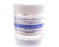 Pillows For Your Feet Store - Head To Toe Beauty Glycolic Foot 20% Pads by Dr. Suzanne Levine